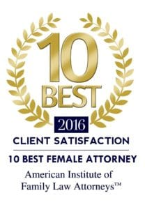 10 best female attorneys award