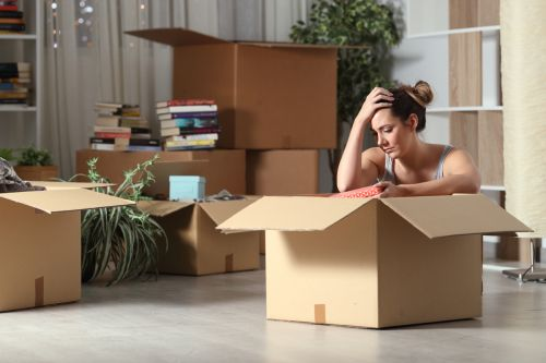 Divorce and Moving Out -…